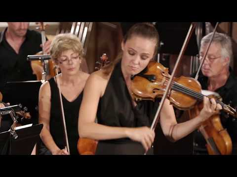 VIVALDI  Four Seasons  Alexandra Conunova  Orchestre International de Genève