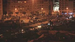 Live Now Beirut demonostrartions day -4 | Thousands take part in anti-government protest
