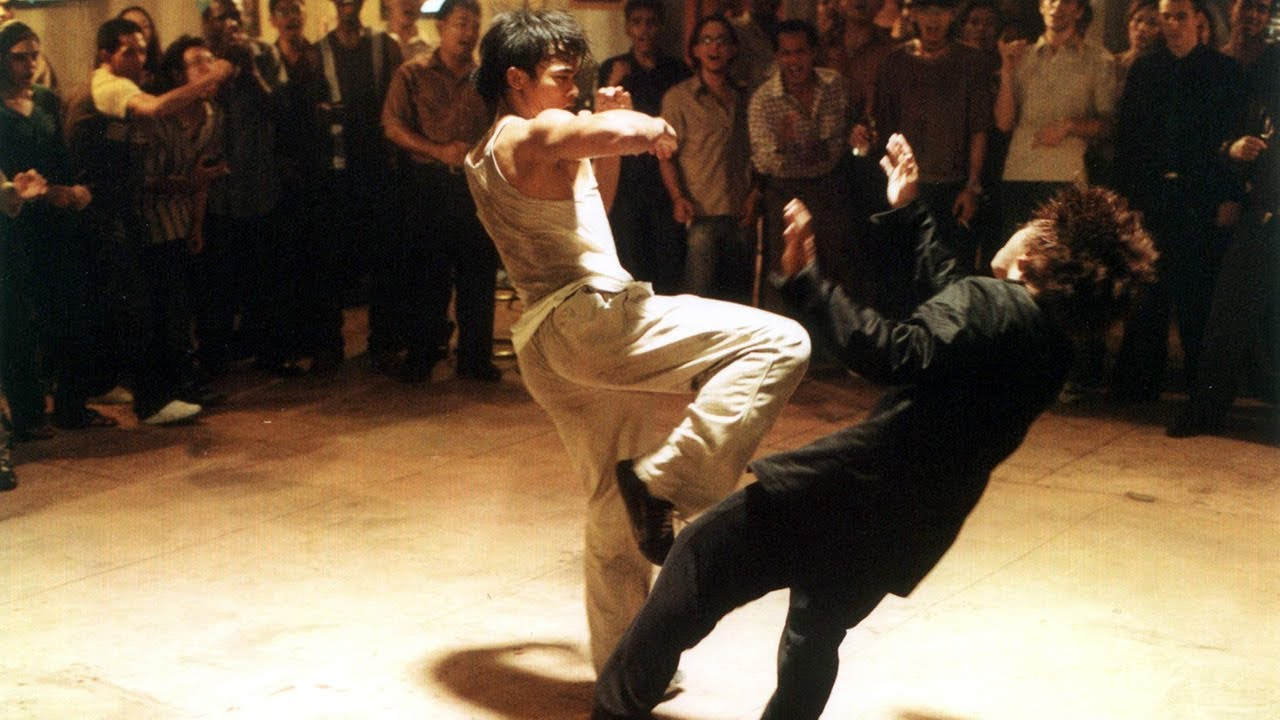 Ong Bak | Fight Club Scene