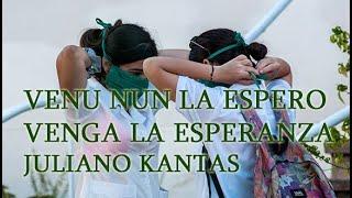 Venga la Esperanza 2020  – Venu nun la Espero / #QuédateEnCasa / De Silvio Rodríguez en Esperanto