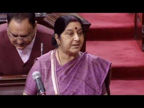 39 Indian hostages in Iraq were killed by Islamic State, Sushma Swaraj tells Rajya Sabha