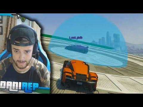 MINIJUEGO! 1 vs 1 FINAL ÉPICO!! - GTA 5 ONLINE - GTA V ONLINE