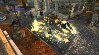 World of Warcraft on ULTRA settings - GTX 770 video card