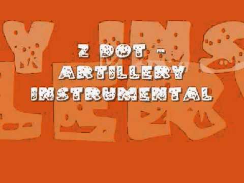 Z Dot - Artillery Instrumental (USED BY GHETTS)