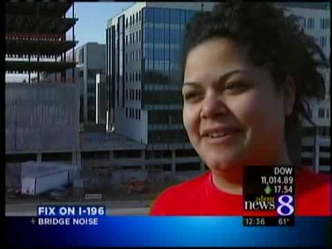 Fix on 196 is loud, residents say
