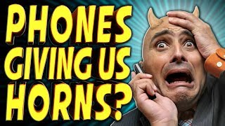 Smartphones Making Us Grow HORNS? - TechNewsDay