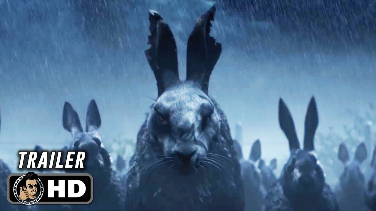 WATERSHIP DOWN Official Trailer (HD) Netflix, BBC Animated Series