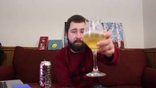 Beer Review #308: Coors Light - Molson Coors - Light Lager