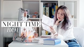 My Night Time Routine For Law School/University | Fall 2016