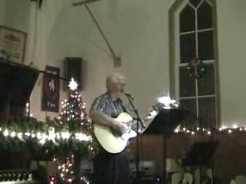 Phil Baker sings gospel