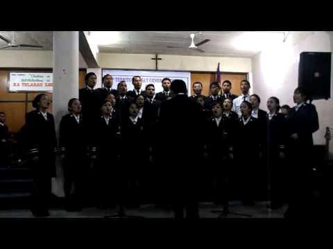 Territorial Songsters IET - Isua tel lovin haw lul suh (live)