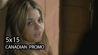 "Pretty Little Liars 5x15 CANADIAN Promo - ""Fresh Meat"" - Season 5 Episode 15"
