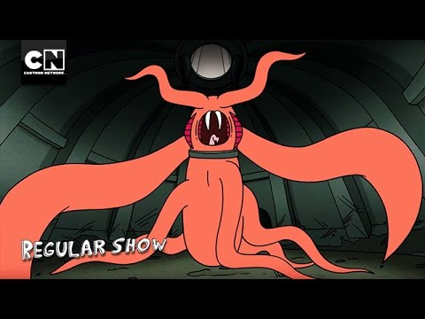Defeat The Monster | Regular Show | Cartoon Network
