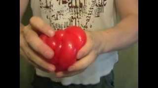 Как сделать розу из шаров / How to make a rose of balloons