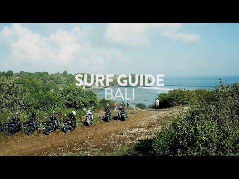 Surfing spot guide Bali - Indonesia