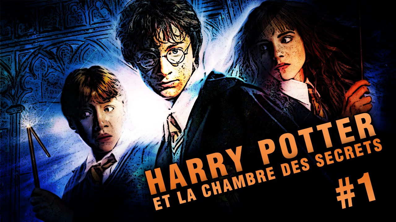 Harry potter et la chambre des secrets let 39 s play 1 - Harry potter et la chambre des secrets pdf ...