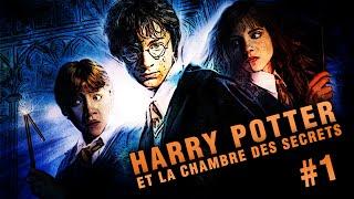 Harry Potter Et la Chambre des Secrets | Let's Play #1 : Le Terrier [PS1]