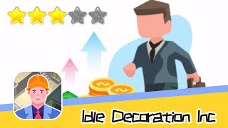 Idle Decoration Inc - Think Yeah - Walkthrough Casual Recommend index three stars