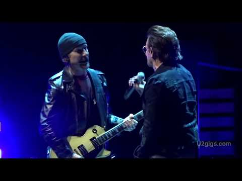 U2 Lisbon Love Is Bigger Than Anything in Its Way 2018-09-16