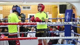 Erdi Bağcı - Azad Yazmuradov - Göktürk Arena Spor Kulübü Muay Thai Şöleni