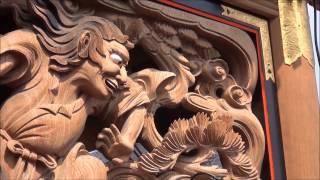 平成29年3月19日 千早赤坂村60周年記念地車曳行ダイジェスト ~もうすぐ春~