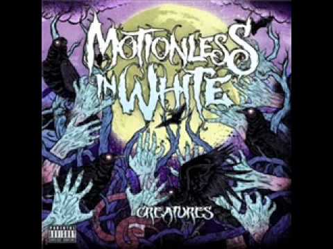 Motionless In White - We Only Come Out At Night (with lyrics)
