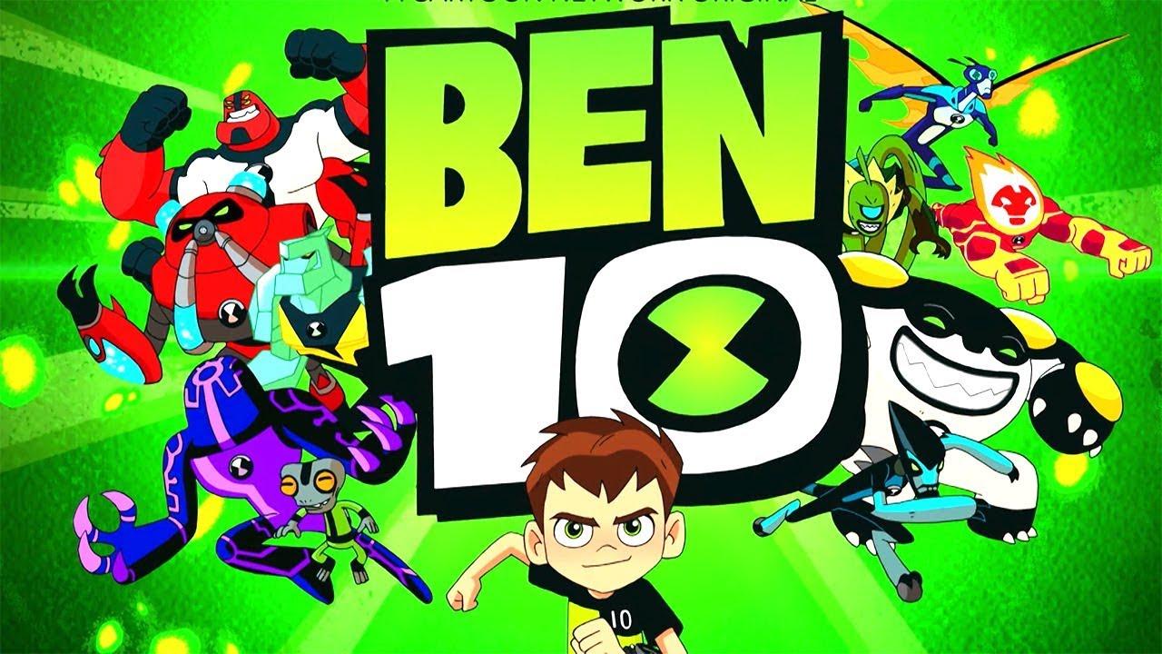 El universo de ben 10 en roblox ben ten arrival of aliens youtube - Ben 10 tous les aliens ...
