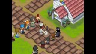 Harvest Moon 64 Rival Event - Harris