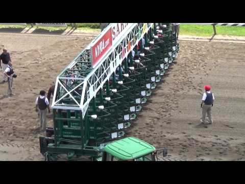 2014 Season Opener at Saratoga Race Course