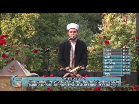Tilawah Paling Merdu Osman Bostanci Suara Asli Tanpa Menirukan Imam Besar