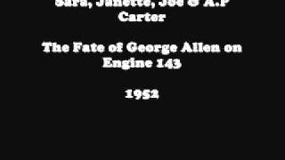 Play Fate Of George Allen On Engine 143