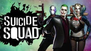 Injustice: Suicide Squad - ОБЗОР ПЕРСОВ ЗА 100$