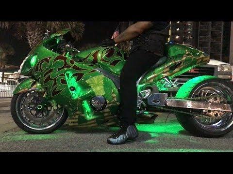 (NEW) Black Bike Week 2018 Myrtle Beach - Episode 1.