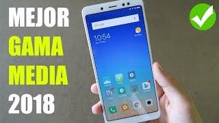 Xiaomi Redmi Note 5   Mejor Movil Calidad Precio Gama Media 2018 (Menos $200)