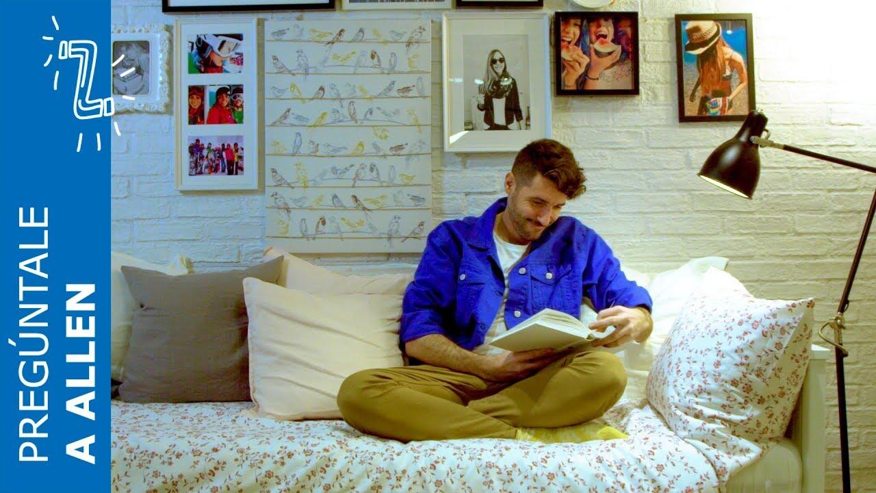 Sofá cama práctico para espacios pequeños - IKEA - YouTube
