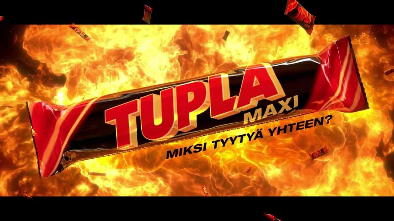 #TUPLAA Räjähdys  Voita leffalippuja!  YouTube