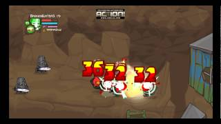 castle crashers how to get the golden key