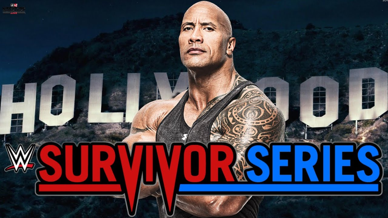 WWE hoping for The Rock to appear at Survivor Series: Wrestling Observer Live