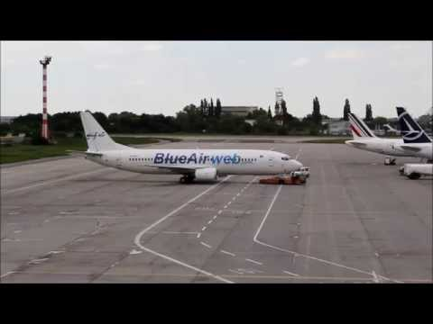 Bucharest Otopeni Airport: arrivals and departures