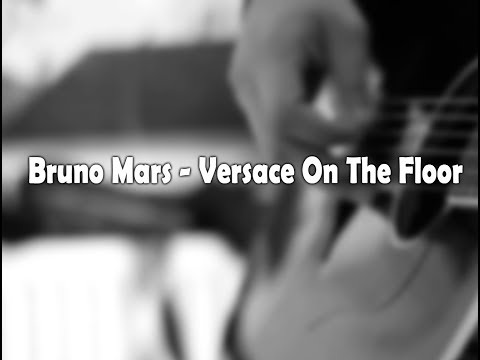 Bruno Mars   Versace On The Floor Cover