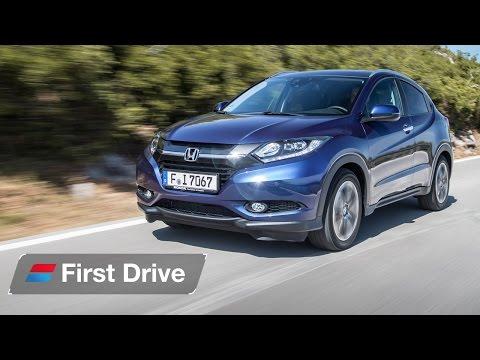 2015 Honda HR V first drive review