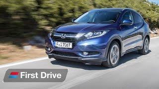 2015 Honda HR-V First Drive Review