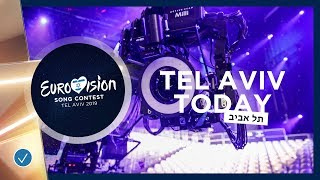 TEL AVIV TODAY - 5 MAY 2019 - Second Day Of Rehearsals - Eurovision 2019