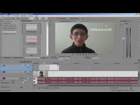 Introduccion de las Herramientas Básicas del Sony Vegas CORTAR / DIVIDIR / SEPARAR un video