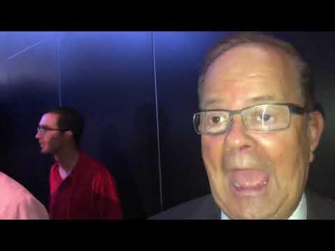 David Sutcliffe Duke Football Coach Interview 2019 NFL Draft