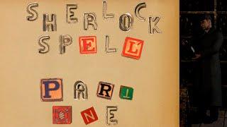 Шерлок по буквам. Part 1 - Шерлок Холмс: Пять египетских статуэток (Обзор Локализации)