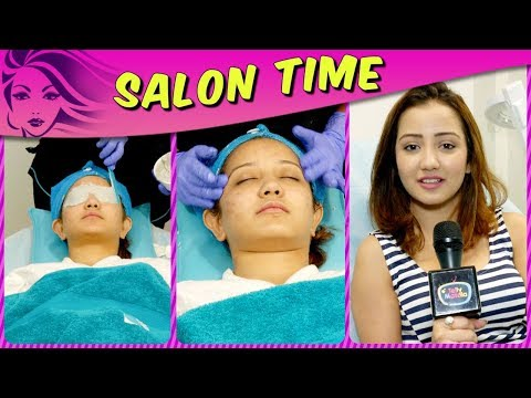 Roshmi Banik REVEALS Her Beauty Secrets And Pampers Herself In Salon Time | TellyMasala thumbnail