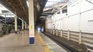 北陸新幹線 かがやき523号 金沢行き W7系  2019.09.14