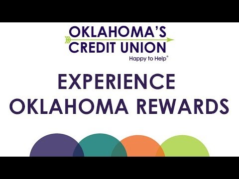 Oklahoma Rewards Credit Card