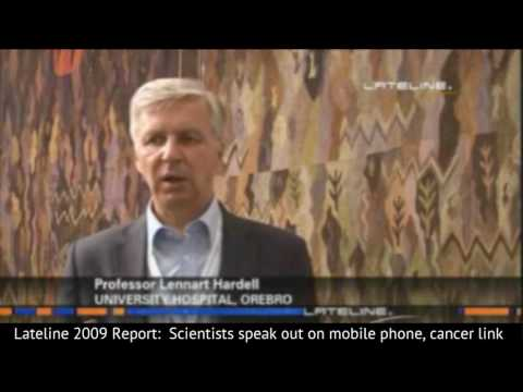 2009 Lateline Report on Cell Phones and Cancer: Industry Studies Show No Effect